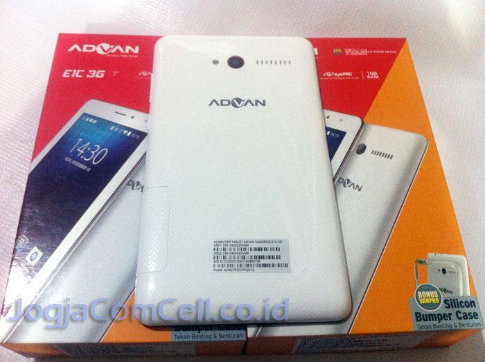 Advan E1C 3G RAM 1 GB