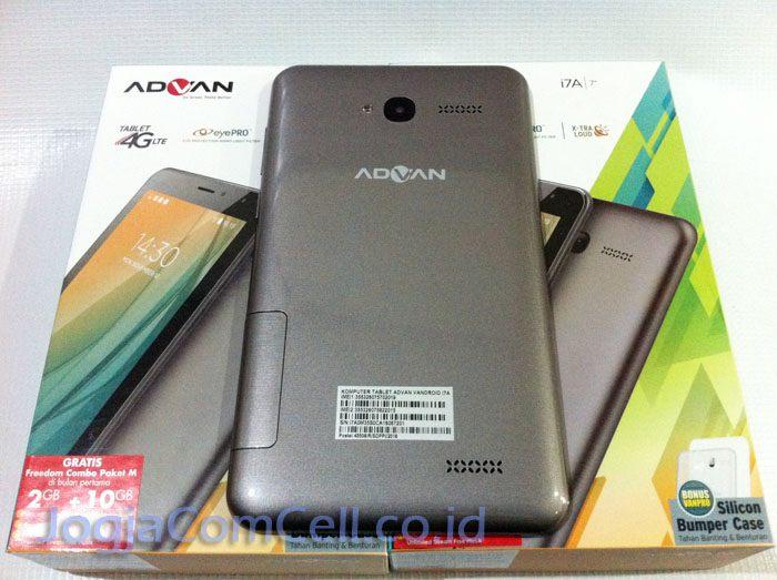 Advan I7A Tablet Vandroid 7 Inci Dengan Tekhnologi Eye Pro