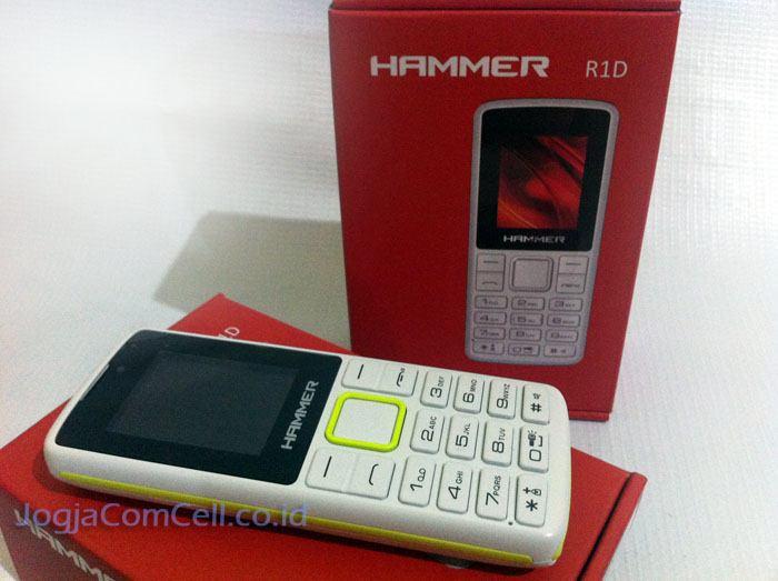 Advan Hammer R1D