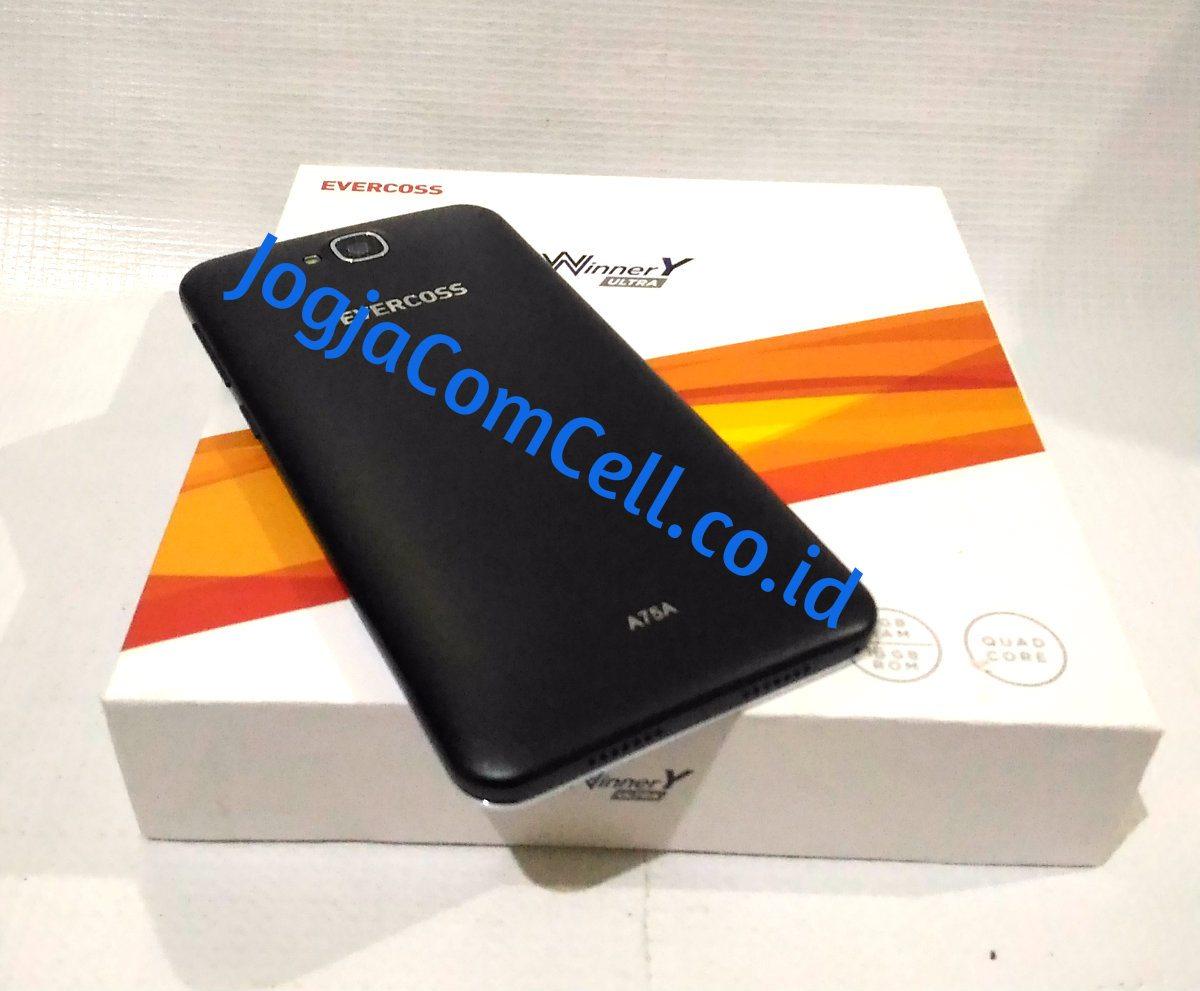 Evercoss A75A Winner Y Ultra RAM 2GB ROM 16 GB