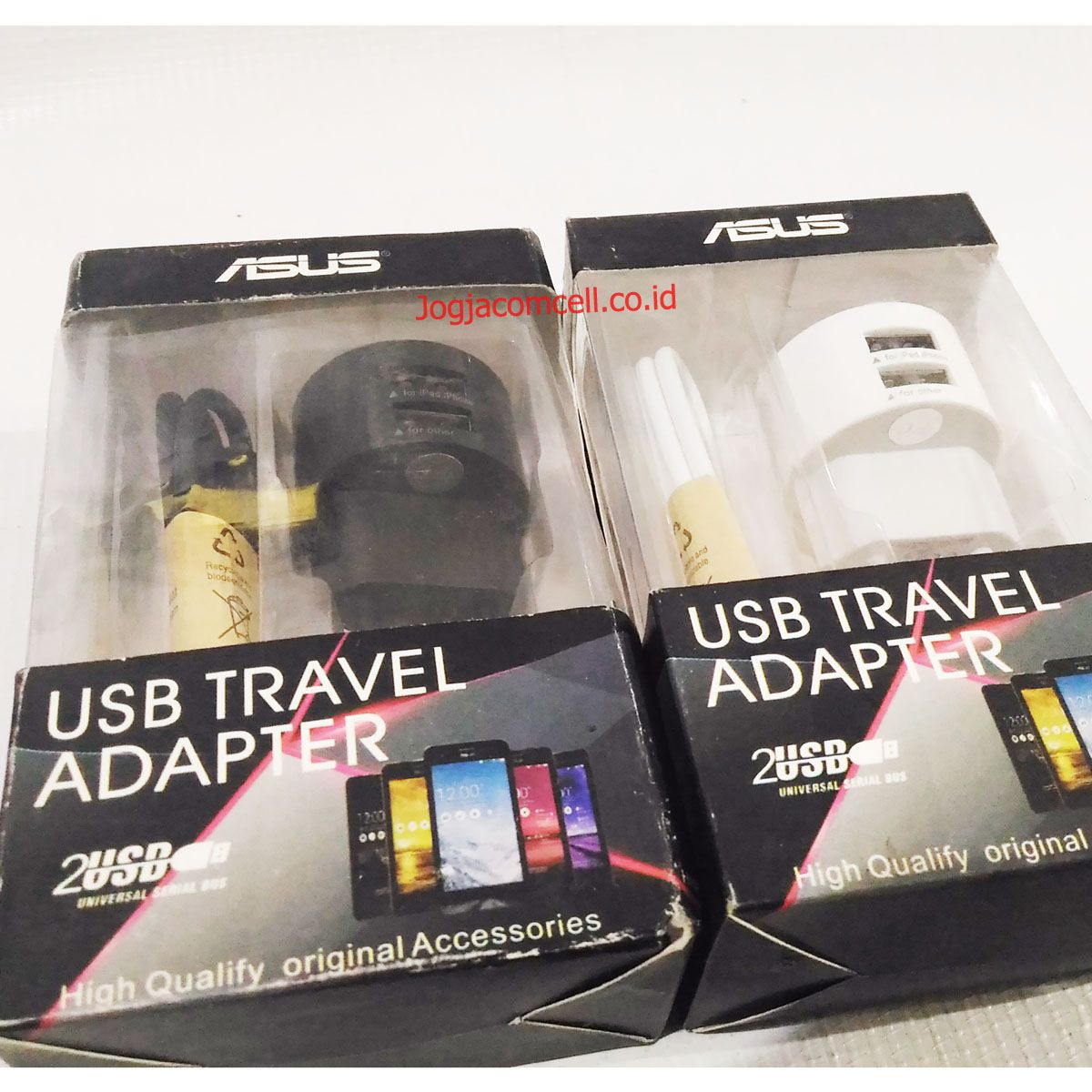 charger asus 2 usb