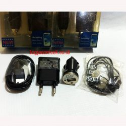 Charger Samsung Galaxy Y 4 in 1