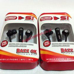 Earphone BlackBerry Bazz OK S1