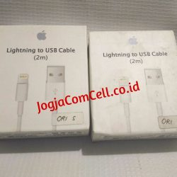 kabel data iphone 5 dan 6