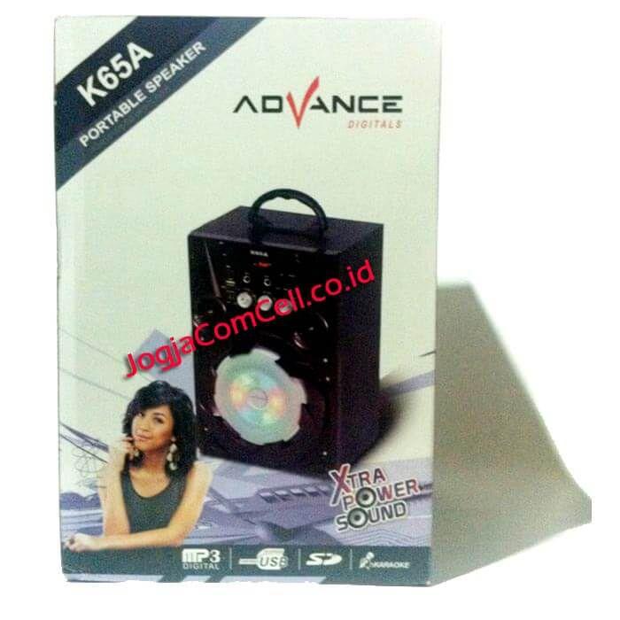 Speaker Advance Portable K65A