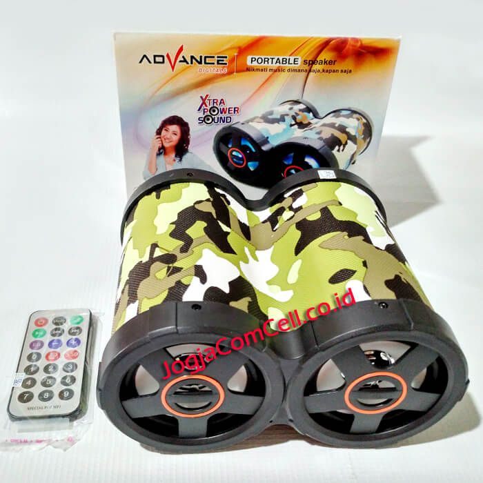 Speaker Aktiv Advance TP-200N Lampu