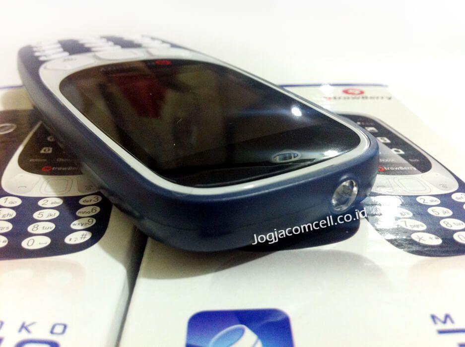 Jual Strawberry Maroko Dual SIM Mirip Nokia 3310
