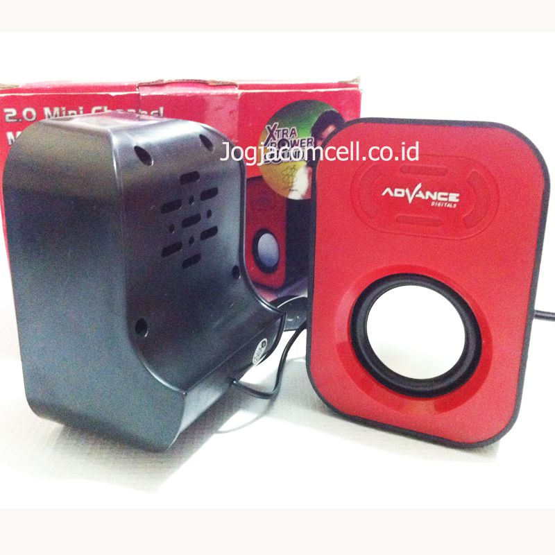 Speaker Komputer Advance Duo-026