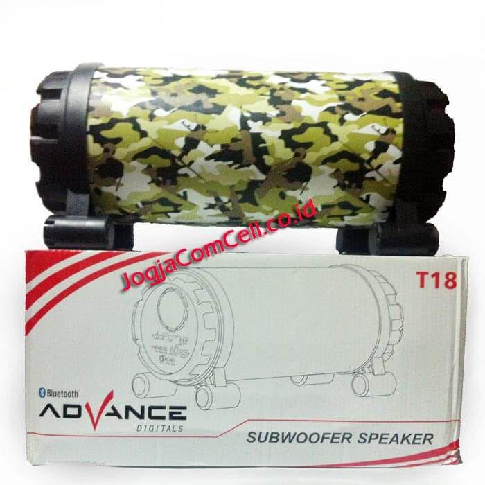 Speaker Bluetooth Advance T18