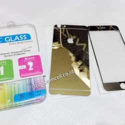 Tempered Glass IPhone 6 Gold